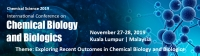 International conference on chemical Biology and Biologics