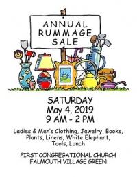 All-church Rummage Sale