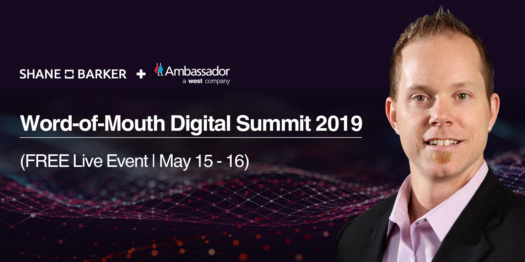 Word of Mouth Summit 2019, Sacramento, California, United States