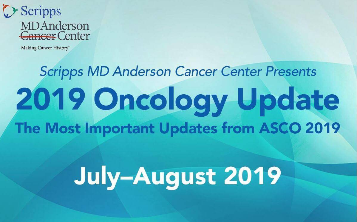 Oncology Update 2019 CME Conference - Los Angeles, Los Angeles, California, United States