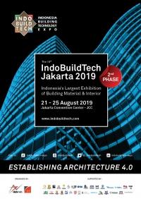 IndoBuildTech Jakarta 2019 - 2nd Phase