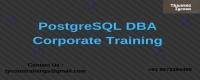 PostgreSQL DBA Corporate Training   Database Administration Training