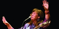 Claudia Schmidt Brings Her Enormous Heart to Wild Rose Moon