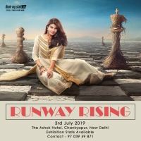 Runway Rising at Delhi - BookMyStall