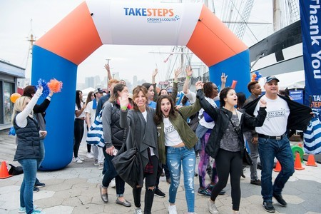 NYC Take Steps for Crohn's and Colitis, New York, United States