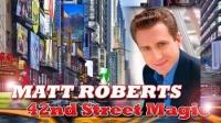Master Magician Matt Roberts! $20 for Magic Show Tickets ($40 Value)!