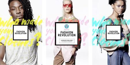 Fashion Revolution, London, United Kingdom