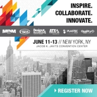 The Largest Advanced Design and  Manufacturing Event on the East Coast
