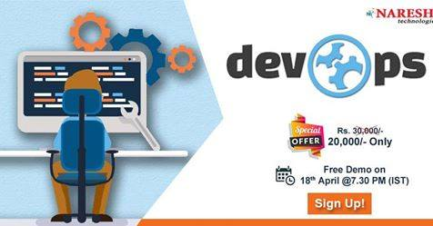 Best DEVOPS Online Training By Real Time Expert In USA -Naresh IT, Bleckley, Georgia, United States