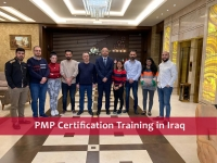 PMP Certification Training Erbil Iraq