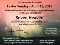 Easter Sunday Seven Heaven