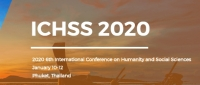 2020 6th International Conference on Humanity and Social Sciences (ICHSS 2020)