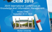 2019 International Conference on Knowledge and Information Management (ICKIM 2019)
