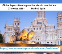 Global Experts Meetings on Frontiers in Health Care