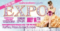 Las Vegas Quinceanera Expo July 14th, 2019 at the Eastside Cannery Casino