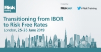 Transition from IBOR to Risk Free Rates | London, 25 - 26 June 2019