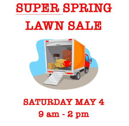 Super Spring Lawn Sale, Dennis, Massachusetts, United States