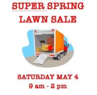 Super Spring Lawn Sale