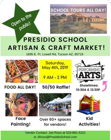 Artisan & Craft Market, Tucson, Arizona, United States