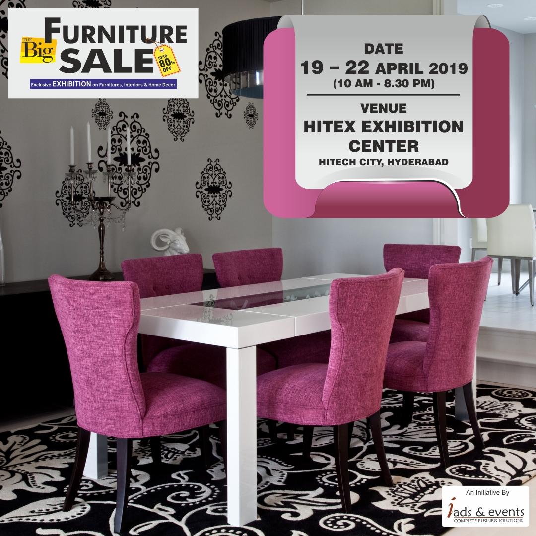 Furniture Hyderabad Exhibition