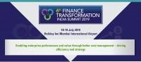 6th FINANCE TRANSFORMATION INDIA SUMMIT 2019