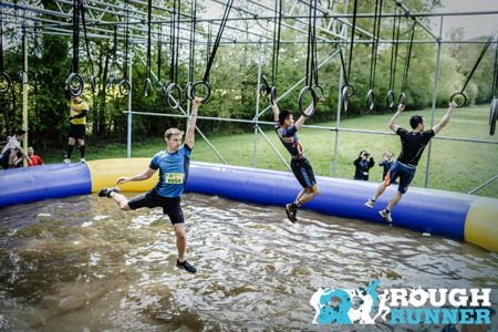 Rough Runner North East 5km, 10km and 15km obstacle event, July 20/21st, Chester le Street, County Durham, United Kingdom