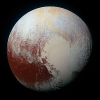 Pluto's 'desert': ice dunes on a glacier on an airless world