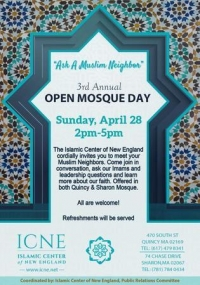 3rd Annual Open Mosque Day