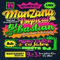 Live Cuban music in South London - Tropical Pressure Festival London Launch