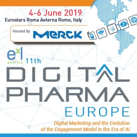 Digital Pharma Europe, Roma, Lazio, Italy