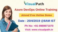 Azure DevOps  Online Training