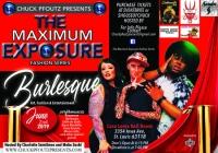 The Maximum Exposure Fashion Series: Burlesque