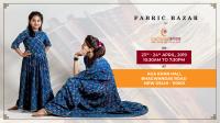 Fabric Bazar By Cocoon Kapas (23rd & 24th April, Aga Khan Hall)