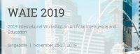 2019 International Workshop on Artificial Intelligence and Education (WAIE 2019)