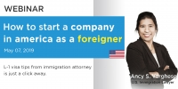 L-1 Visa For Non-US Citizens To Start A Business In The US