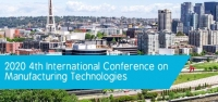 2020 4th International Conference on Manufacturing Technologies (ICMT 2020)