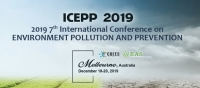 2019 7th International Conference on Environment Pollution and Prevention (ICEPP 2019)