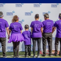 Take Steps for Crohn's and Colitis