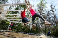 Rugged Maniac 5k Obstacle Race, Portland, OR - June 2019