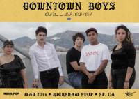 Live Music: Downtown Boys at Rickshaw Stop