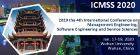 2020 the 4th International Conference on Management Engineering, Software Engineering and Service Sciences (ICMSS 2020)