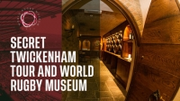 Secret Twickenham Tour And World Rugby Museum