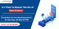 Attend Free Workshop On Data Science & Be On The Progressive Career Path-By Analytics Path On 4th May, 9 AM, Hyderabad