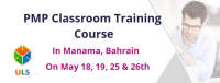 PMP Certification Training Course in Manama, Bahrain