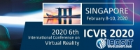 2020 6th International Conference on Virtual Reality (ICVR 2020)