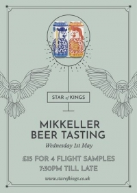 Mikkeller Beer Tasting