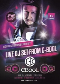 Blood Like Lemonade Presents Live DJ Set From C-BOOL