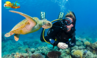 Scuba Diving in Andaman at Havelock
