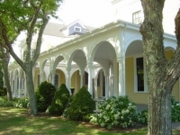 Crosby Mansion Volunteer Fair