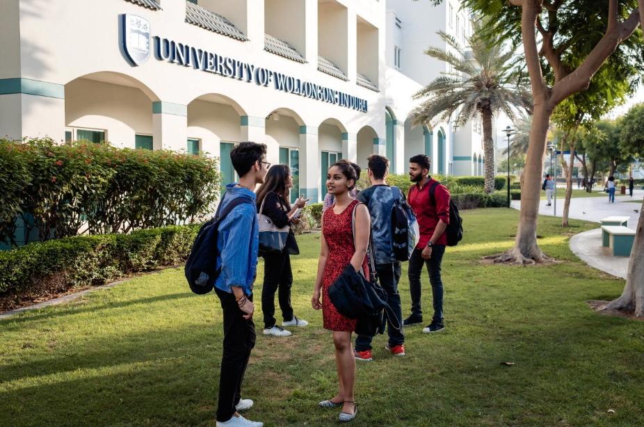 World education fair | UOWD, Chennai, Tamil Nadu, India